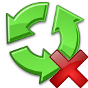 Recycle Delete Icon 128x128