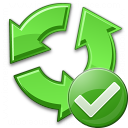 Recycle Ok Icon 128x128
