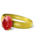 Ring Icon 128x128