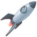 Rocket Icon 128x128