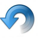 Rotate Left Icon 128x128