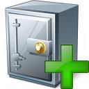 Safe Add Icon 128x128