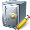 Safe Edit Icon 128x128