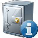 Safe Information Icon 128x128