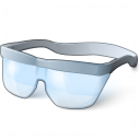 Safety Glasses Icon 128x128