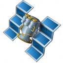 Satellite Icon 128x128