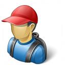 Schoolboy Icon 128x128