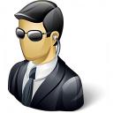 Security Agent Icon 128x128