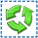 Selection Recycle Icon 128x128