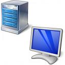 Server Client Icon 128x128