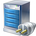 Server Connection Icon 128x128