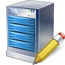 Server Edit Icon 128x128