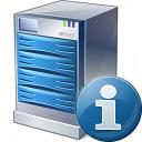 Server Information Icon 128x128