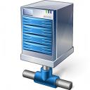Server Network Icon 128x128
