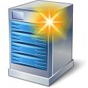 Server New Icon 128x128