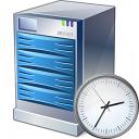 Server Time Icon 128x128