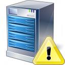Server Warning Icon 128x128