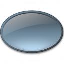 Shape Ellipse Icon 128x128