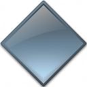 Shape Rhomb Icon 128x128