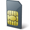 Sim Card Icon 128x128