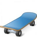Skateboard Icon 128x128