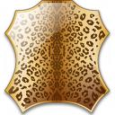 Skin Leopard Icon 128x128