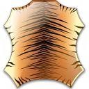 Skin Tiger Icon 128x128
