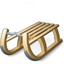 Sledge Icon 128x128