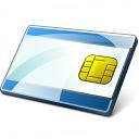 Smartcard Icon 128x128