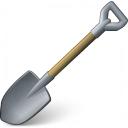 Spade Icon 128x128