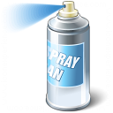 Spraycan Icon 128x128