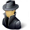 Spy Icon 128x128