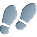 Step Icon 128x128