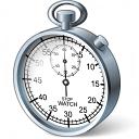 Stopwatch Icon 128x128