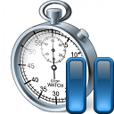 Stopwatch Pause Icon 128x128