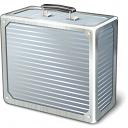 Suitcase Icon 128x128