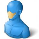Superhero Icon 128x128