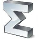 Symbol Sum Icon 128x128