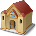 Synagogue Icon 128x128