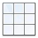 Table Icon 128x128