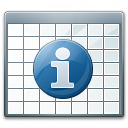 Table 2 Information Icon 128x128