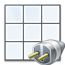 Table Connection Icon 128x128