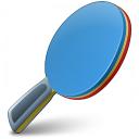 Table Tennis Racket Icon 128x128
