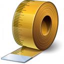 Tape Measure Icon 128x128
