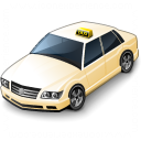 Taxi German Icon 128x128