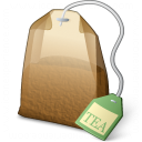 Tea Bag Icon 128x128