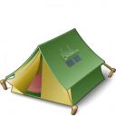 Tent Icon 128x128
