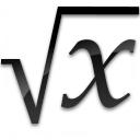 Text Formula Icon 128x128