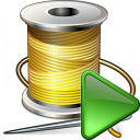 Thread Run Icon 128x128