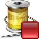 Thread Stop Icon 128x128